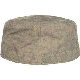 Buff Military Hovedbeklædning, zinc taupe brown